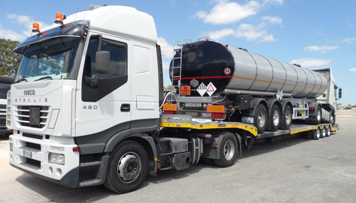 autorizzazioni per i mezzi di soccorso stradale camion